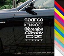 Car Door Window JDM Novelty Vinyl Decal Sticker