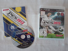 Pro Evolution Soccer 2013 I Sony PlayStation 3 I OVP