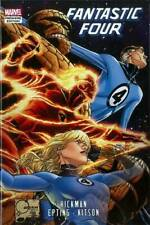 Fantastic Four by Jonathan Hickman: Forever (Fan, Jonathan  Hickman, Steve  Epti