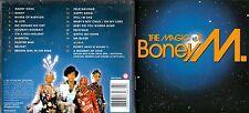 Boney M cd album ft bonus tracks -The Magic Of (20 songs),