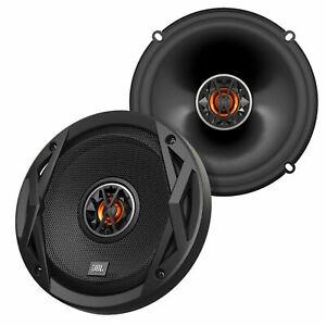 "NEW JBL CLUB 6520 150 Watts 6.5"" 2-Way Coaxial Car Audio Speakers 6-1/2"" PAIR"