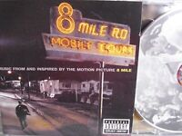 8 Mile- OST by Eminem ua.- Limited 2-CD-Edition incl.Shady/ Aftermath-Sampler