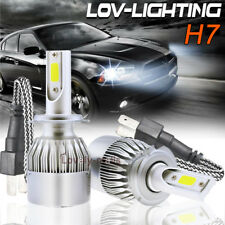 H7 LED Headlight High Beam Bulb KIT White for VW Golf 99-2006 /Touareg 2004-2010
