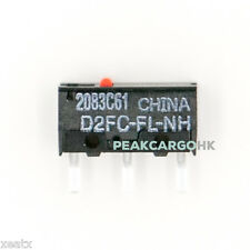 500x OMRON D2FC-FL-NH Micro Subminiature Switches RAZER Logitech Mouse Microsoft