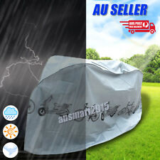 Waterproof Rain Dust Bike Bicycle Cycling Outdoor Cover Protector UV Resistant