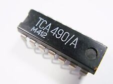TCA 490 dual operational Amplifier and Stereo pre-amplifier circuito #cd33