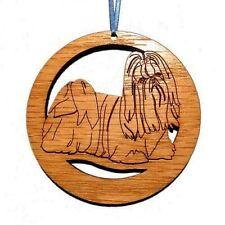 4 inch Shih Tzu Ornament