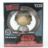 Funko SE 001 Star Wars Luke Skywalker Dorbz Vinyl Collectible 1002S