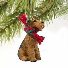Conversation Concepts Airedale Terrier Miniature Dog Ornament