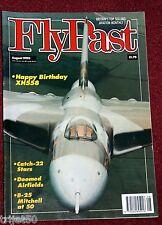 Flypast 1990 August B-25,Dunsfold,Caproni CC2,Buhl,B-17