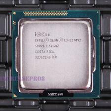 Intel Xeon E3-1270 V2 SR0P6 CPU Processor 5 GT/s 3.5 GHz LGA 1155/Socket H2