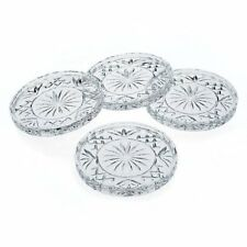 NEW Crystal Dublin Coasters Set of 4 FREE SHIPPING