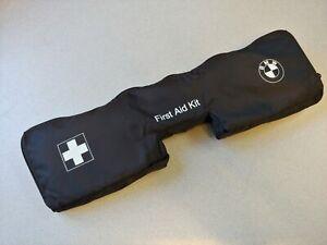 VERY NICE UNUSED ORIGINAL GENUINE BMW FIRST AID KIT TRUNK TOOLKIT