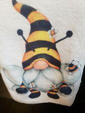 Gnome bee towel