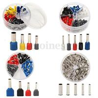 Insulated Copper Crimp Wire Connector Cord Pin End Terminal Kit Set 0.5mm²-16mm²