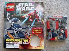 LEGO Star Wars Clone Wars - Rare - Brickmaster - DK Star Wars 2010