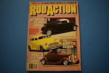 Rod Action Magazine October 1987 Issue