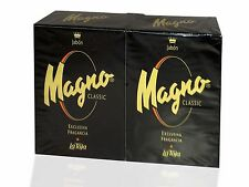 Magno Classic Black Glycerin Soap Set - 2 Bars x 4.4 oz