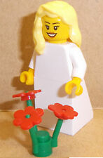 Lego Bride Minifig Yellow Wig HAIR CHOICE COLOURS STYLES AVAILABLE SEE PICS