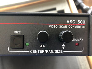 Extron Electronics VSC 500 Video Scan Converter