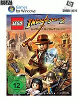 LEGO Indiana Jones 2 The Adventure Continues Steam Download Key Code [DE] [EU PC