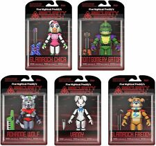FNAF Five Nights at Freddy's SECURITY BREACH FUNKO ACTION FIGURES & PLUSH