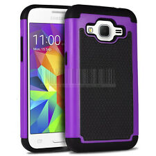 Protective Hybrid Case Hard Cover For Samsung Galaxy Core Prime Prevail LTE G360
