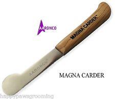 AARONCO Sam Kohl MAGNA CARDER MAGNET KNIFE DOG Stripping Knives Stripper Carding