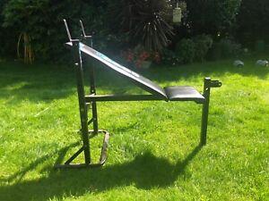 York Fitness incline Gym Bench (Adjustable)