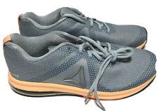 Reebok Women's Jet Dasheride Athletic Shoe Sneaker Gray Peach  Size 10M