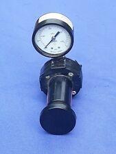 Speedy Sprayer 0-50 PSI ALB22RG Regulator & Winters PSI 0-400 Gauge