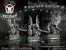 Hitech Miniatures - 28SF011 Great Fallen Lord Xavier 28mm Warhammer 40k 40000