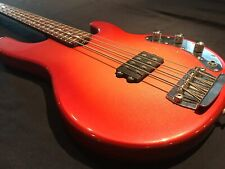 ERNIE BALL Musicman USA SUB4 USA 4-strings Bass Guitar Custom Paint