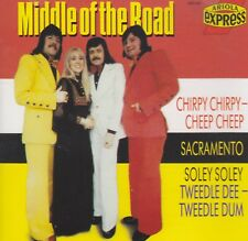 CD Album - Middle Of The Road