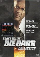 DIE HARD COLLECTION - BOX 3 DVD (NUOVO SIGILLATO)
