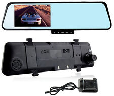 NEW HD 720P Dash Cam Video Recorder Rearview Mirror Car Camera Vehicle DVR H.264