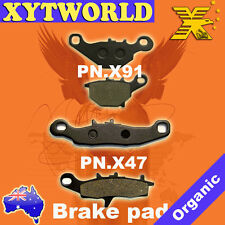 BRAKE PADS for SUZUKI RM85 RM 85 2005-2015 REAR DISC