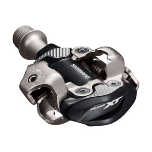 Shimano XT PD-M8100 XC Race SPD Mountain MTB Clipless Pedal Set - Free Shipping!