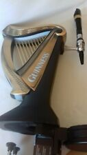 More details for guiness harp illuminated beer pump font mancave homebar bar excellent condition.