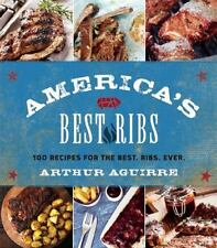 America's Best Ribs Book~100 Award-Winning Recipes for Best. Ribs. Ever~NEW HC