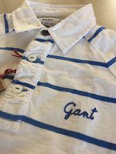 GANT Polo Shirt S 46 48 NEU Poloshirt Rugger Surf Bastian Surfing Beach NEW