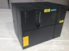 Come nuovo Siemens Simatic 6es7 318 3fl00 0ab0 e-Stand 3 Bauj 2009 incl CARD 8mb