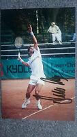 Foto m.Orig.AG Diego Perez URU Tennis ex. Davis-Cup-Spieler