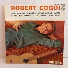 ROBERT COGOI Non, rien n'a changé ... 434307 BE
