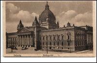 LEIPZIG Sachsen um 1925 Partie am Reichsgericht Gericht Verlag Franz Martin