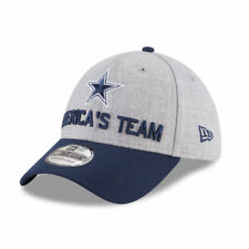 NFL Dallas Cowboys New Era 2018 Draft  ONSTG  Gray/ Navy Hat S/M Free Shipping