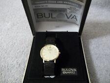 Bulova 92P19-4Y Quartz watch
