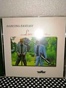 Dancing Fantasy - Love Letters  CD