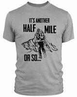 Funny Hiking T Shirt Top Sarcastic Rambling Walking Men Women Hiker Gift Idea