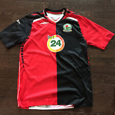 Blackburn Rovers FC Umbro Jersey Youth Boys Size XL
